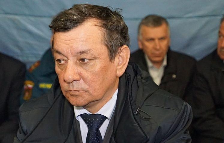 Руководитель Балезинского района Удмуртии подал вотставку
