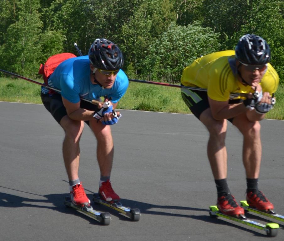 Максим Вылегжанин (слева). Фото: Александр Поскребышев