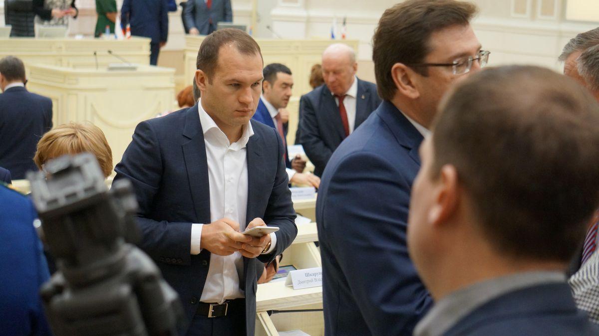 Алексей Чулкин. Фото: ©«ДЕНЬ.org»