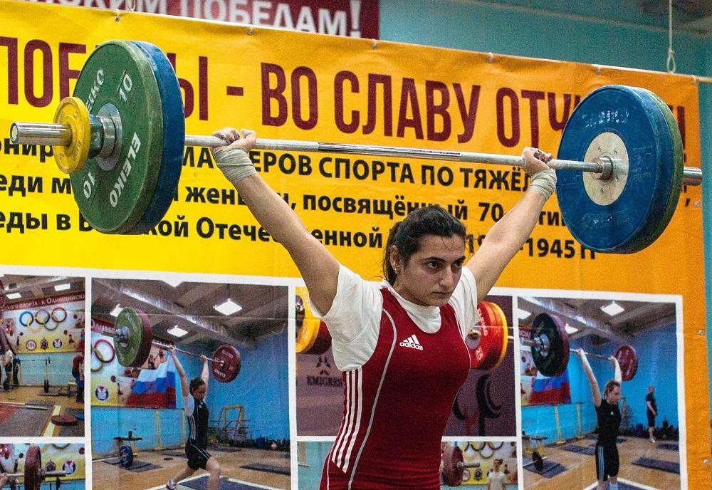 Амаля Ганбарова. Фото: Александр Поскребышев