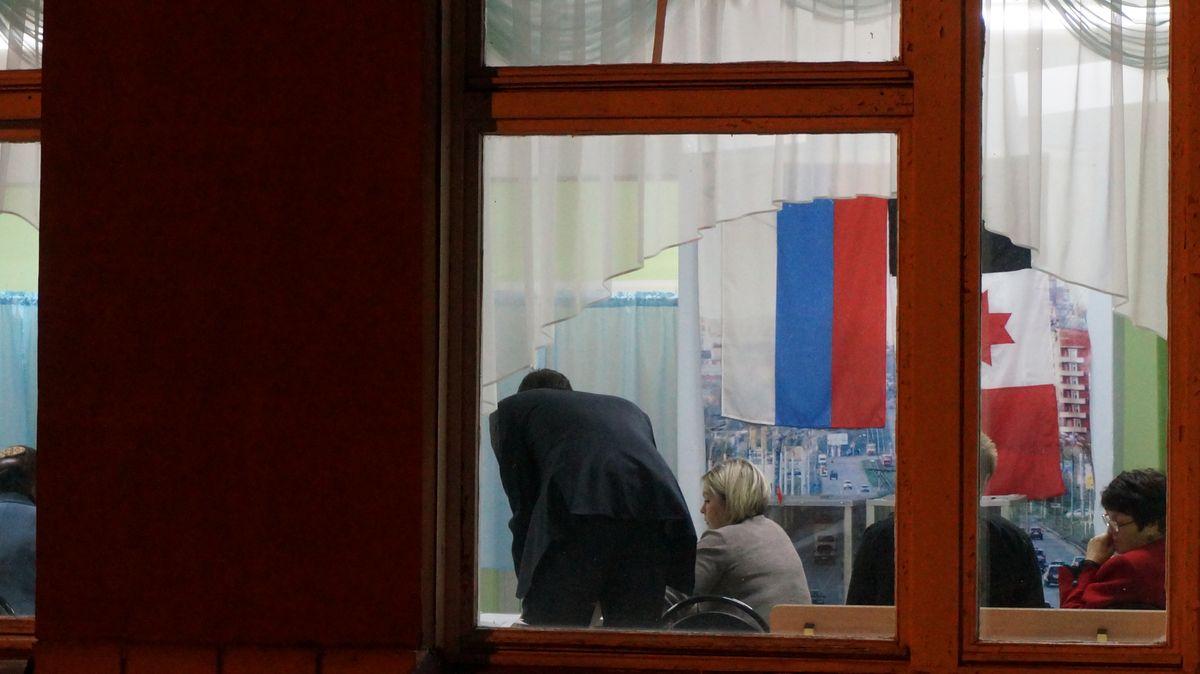 Навыборах вУдмуртии «Единая Россия» набирает неменее 50% голосов избирателей