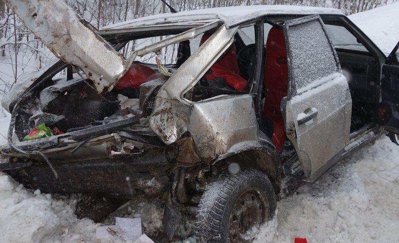 ДТП с5 пострадавшими случилось наобъездной дороге Ижевска