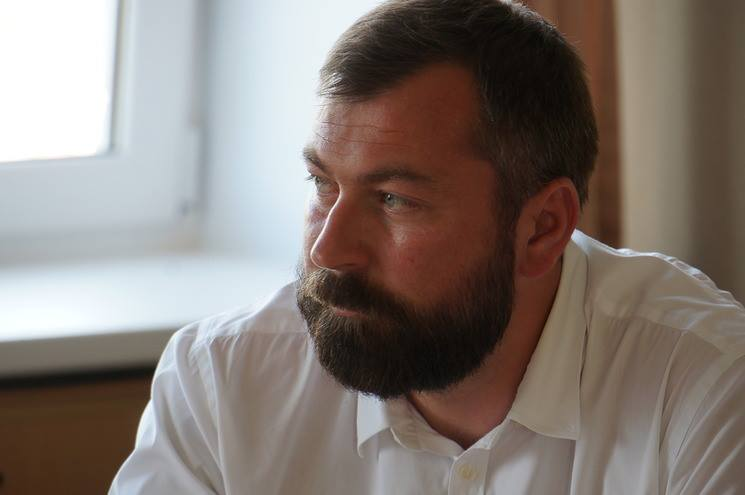 Сергей Буторин. Фото: facebook.com
