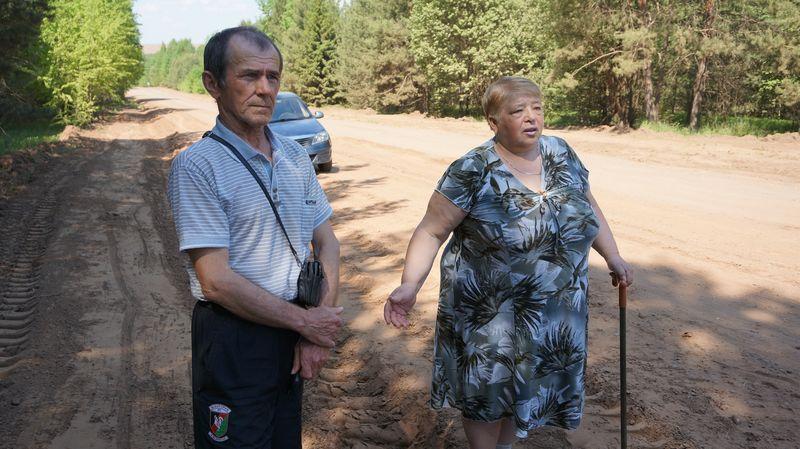 Местные жители стали пленниками бездорожья.Фото: © «ДЕНЬ.org»