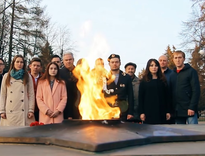 Фото: кадр из клипа