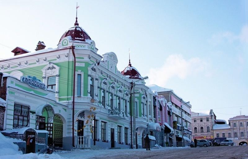 Сарапул делает упор на свой туристический потенциал. Фото: tourprom.ru