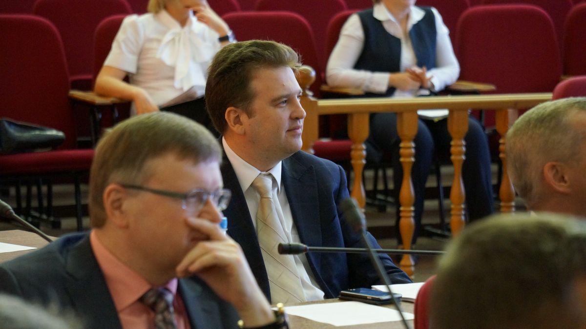 Михаил Тарасов. Фото: © «ДЕНЬ.org»