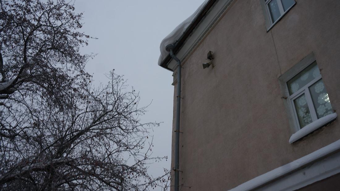 Здание управления ЖКХ администрации Ижевска. Фото: «ДЕНЬ.org»