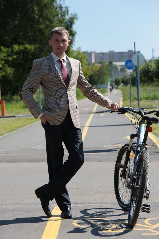 Артем Богданов. Фото: facebook.com