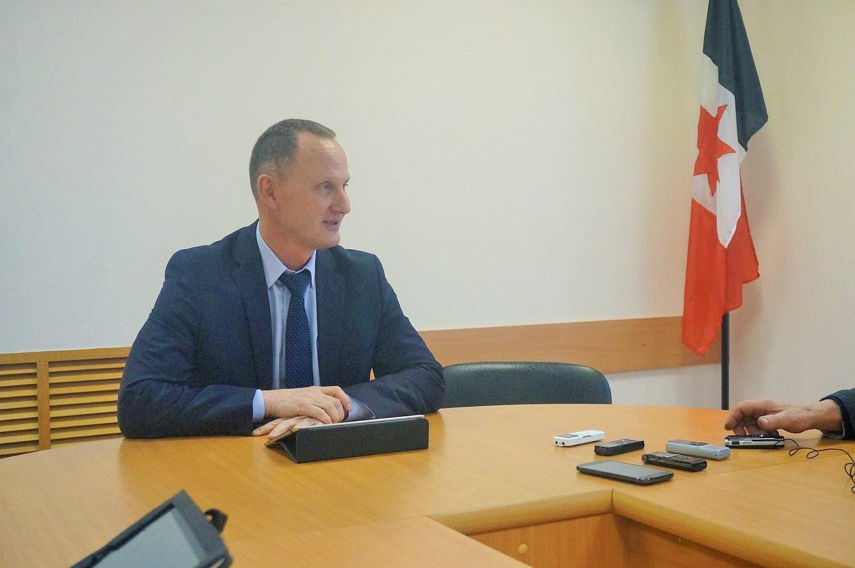Олег Радионов. Фото ©«ДЕНЬ.org»