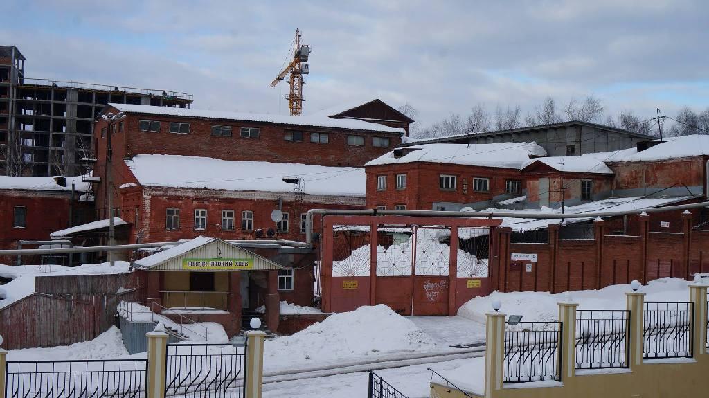 Бывшая частная ружейная фабрика Евдокимова.