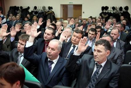 Во время выборов главы Малопургинского района большинство проголосовало за Ерохина. Фото: udmurt.ru