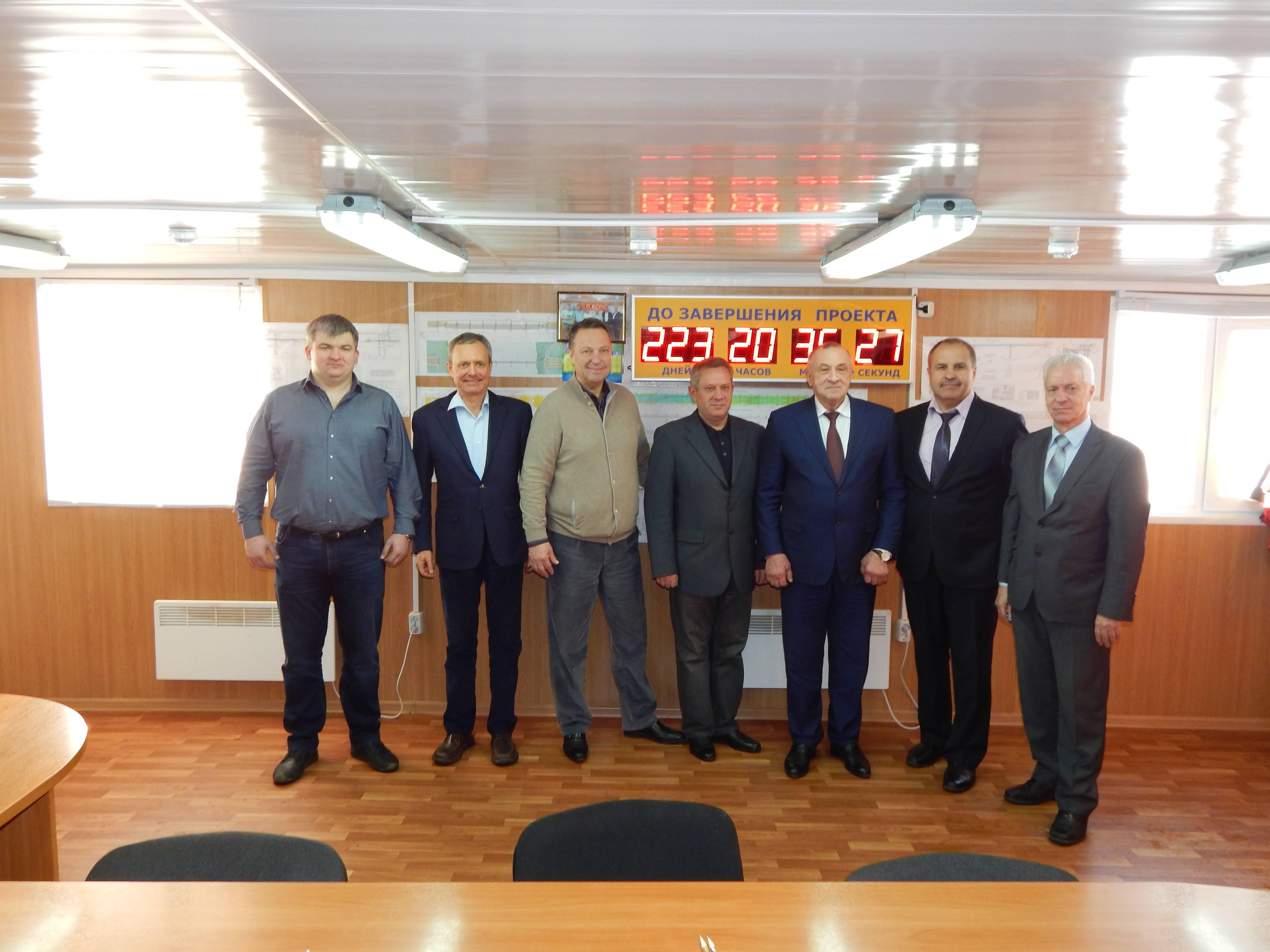 В компании «Мостострой-12» запустили обратный отсчет времени до окончания строительства мостов через Каму и Буй. Сглазили или пошутили? Фото: ms12.ru