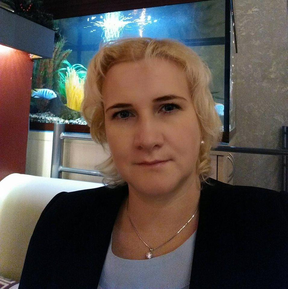Светлана Радыгина. Фото: со страницы Светланы Радыгиной в «Фейсбуке»