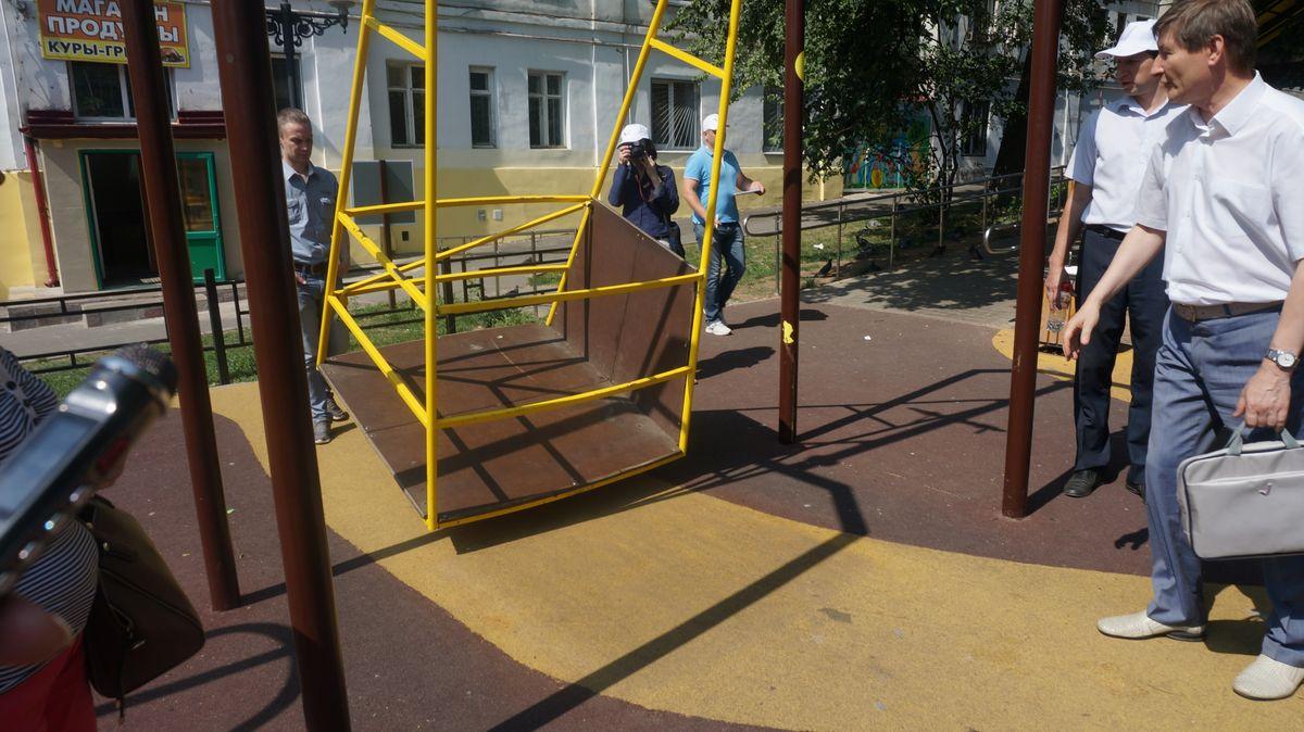 Коммунаров, 239. Фото: © «ДЕНЬ.org»