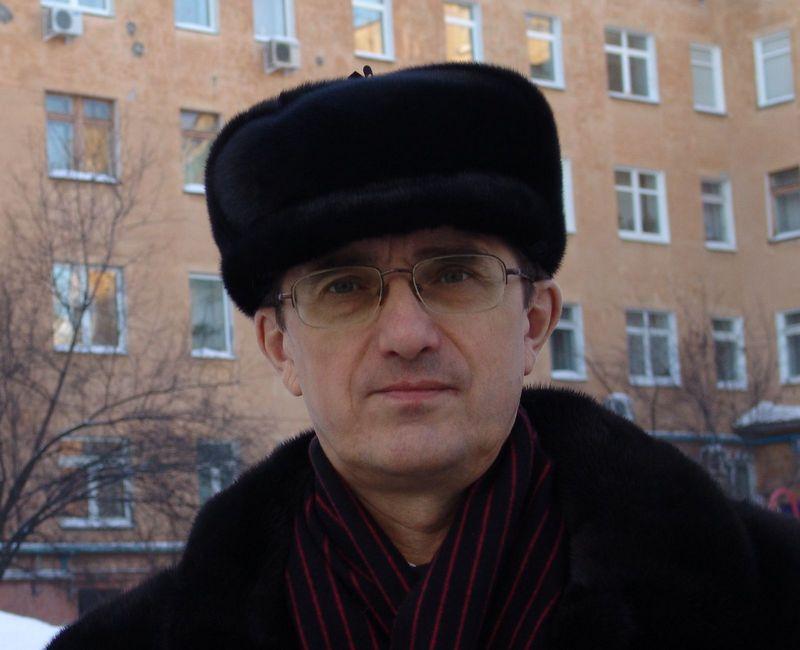 Владелец ряда управляющих компаний Рауф Кутдузов. Фото: «ДЕНЬ.org»