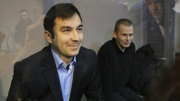 Евгений Ерофеев и Александр Александров, на которых обменяли Савченко. Фото: luxnet.ua