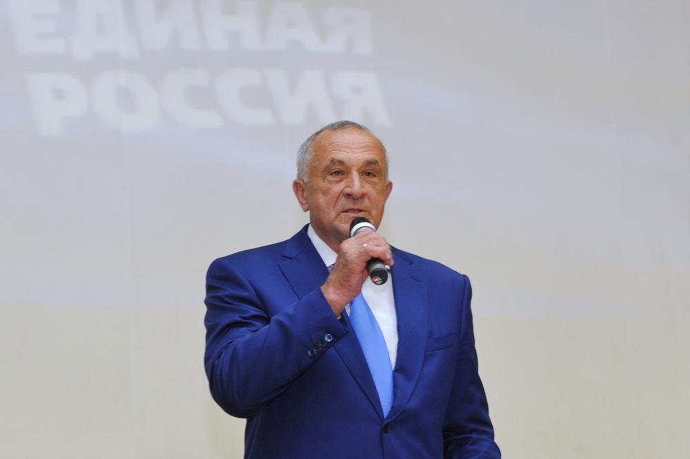 Уволенного руководителя Удмуртии поменял секретарьОП Бречалов