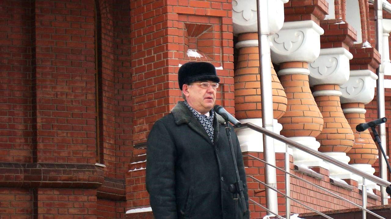 Глава Ижевска Юрий Тюрин. Фото ©«ДЕНЬ.org»