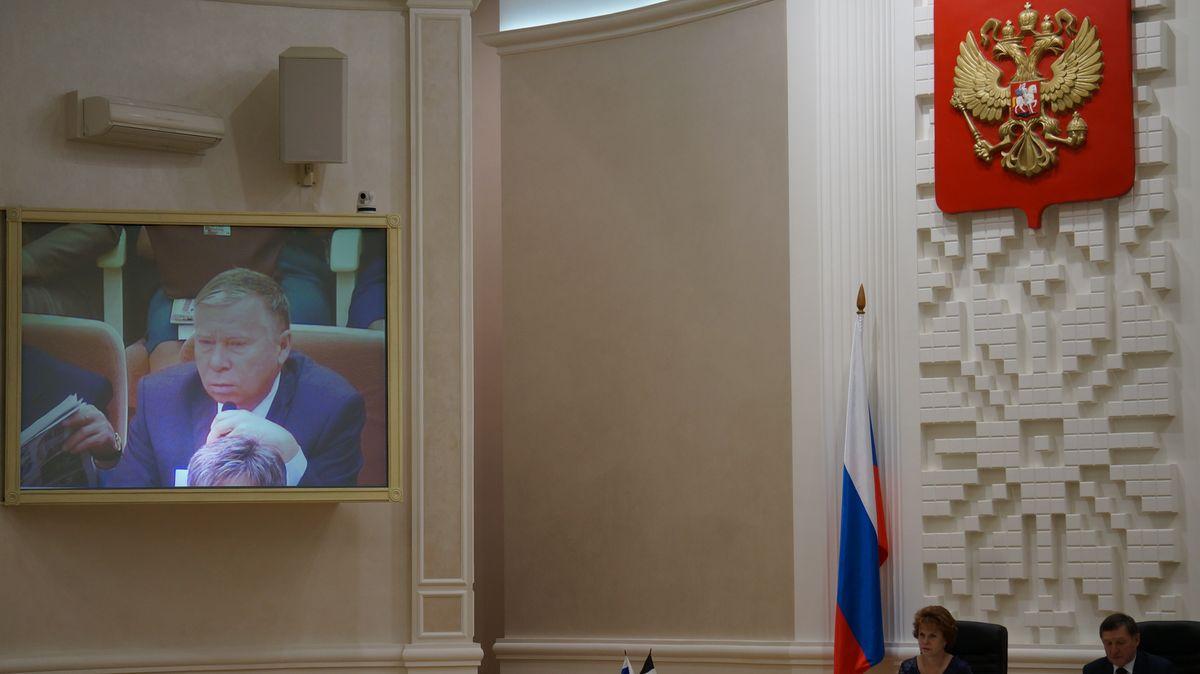 Владимир Бодров. Фото: «ДЕНЬ.org»