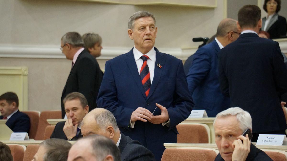Юрий Кайгородов. Фото: © «ДЕНЬ.org»