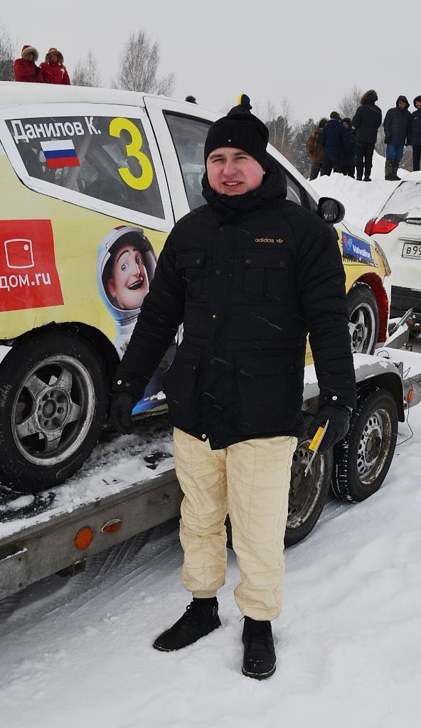 Константин Данилов. Фото: Александр Поскребышев
