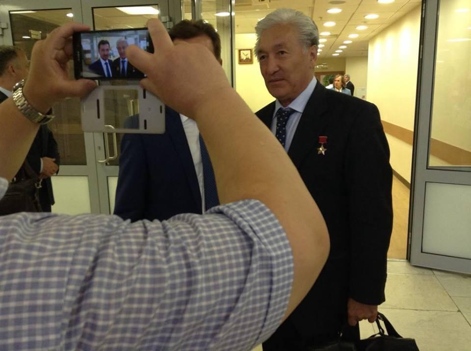 Валерий Очиров