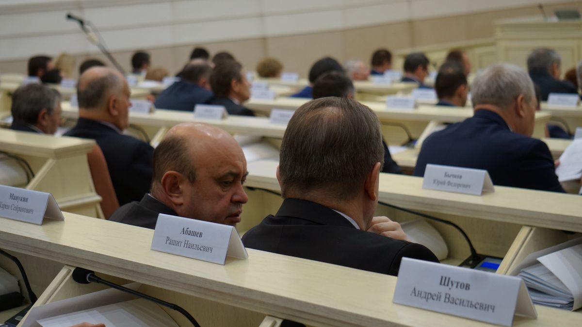 Юрий Бычков. Фото: «ДЕНЬ.org»