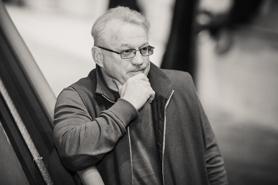 Фото из личного архива Владимира Шкелёва