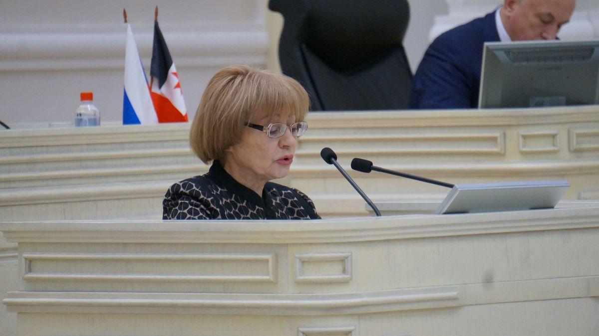 Наталья Кузнецова. Фото: © «ДЕНЬ.org»