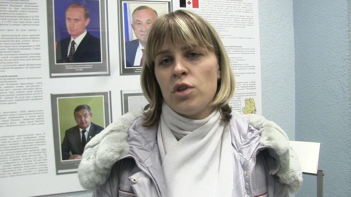 Марина Кручинская. Фото: © «ДЕНЬ.org»