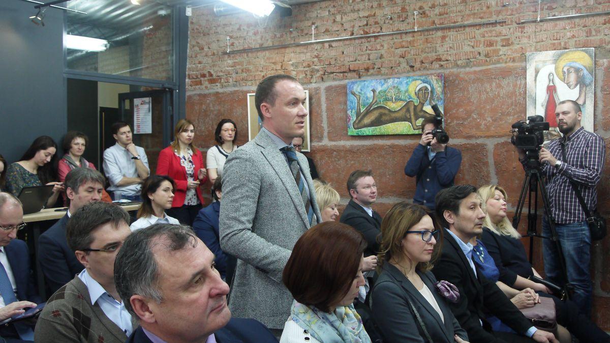 Предприниматель и депутат Госсовета УР Владимир Паршин. Фото: © «ДЕНЬ.org»