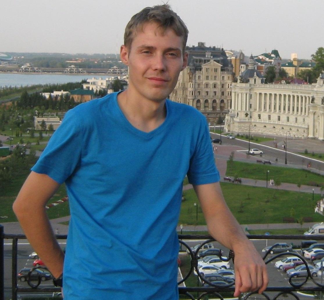 Михаил Крашенинников. Фото: vk.com
