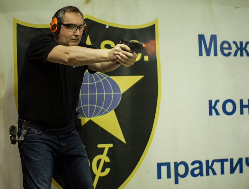 Фото: twitter.com/Rogozin