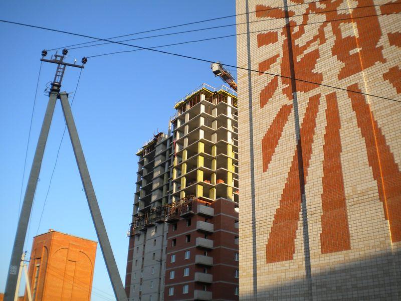 В соседних домах на Ракетной живут преимущественно молодые семьи. Фото ©День.org