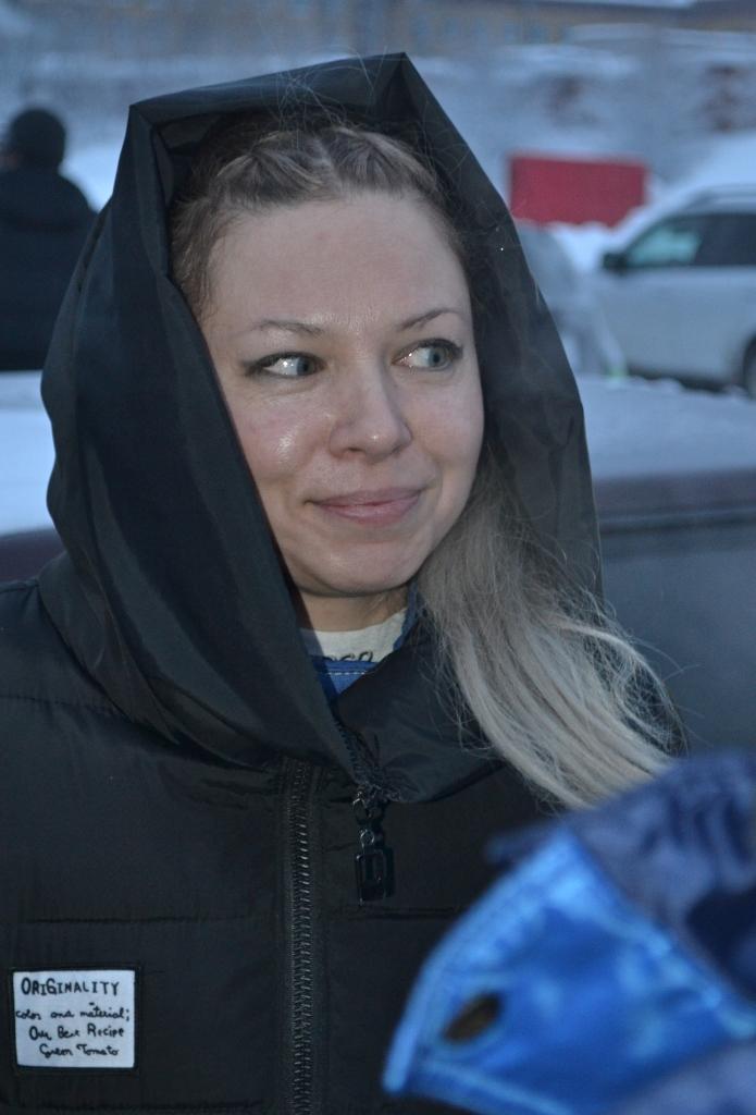 Елена Зорина старается расти как пилот в каждой гонке. Фото: Александр Поскребышев
