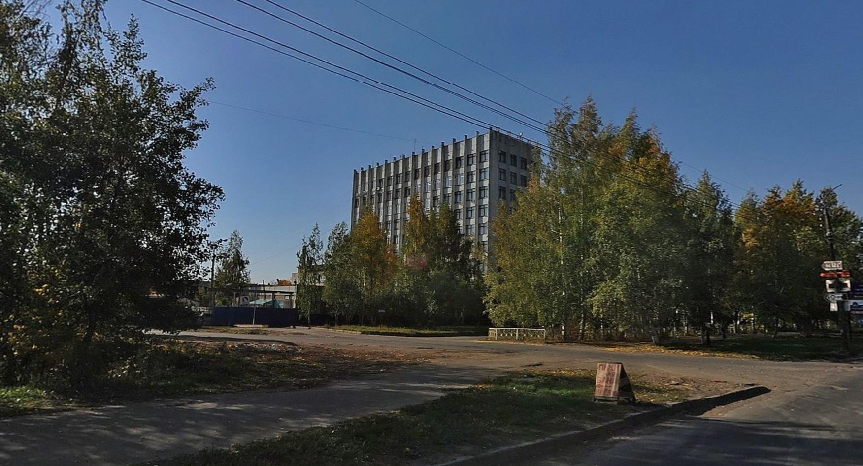 Ижевский полиграфкомбинат. Фото: maps.yandex.ru