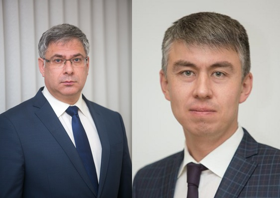 Дмитрий Шмелев, Рустам Ахметвалеев