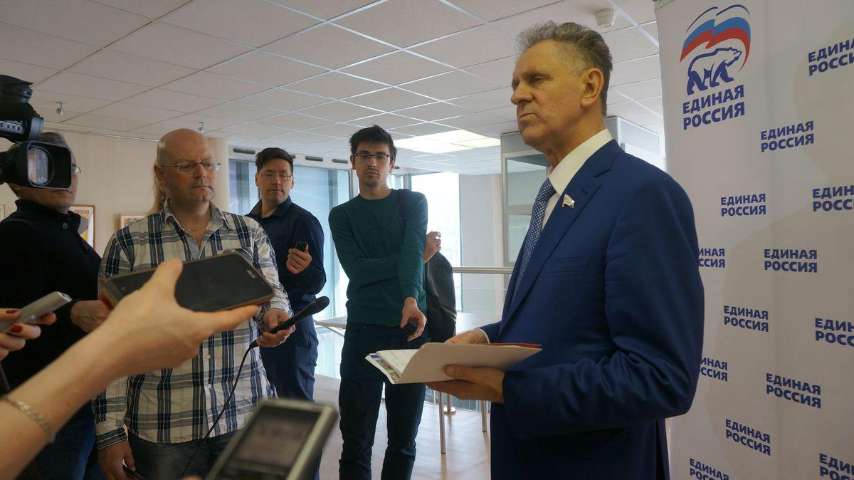 Экс-президент Удмуртии Александр Волков рассказал, для чего идет на выборы и пойдет ли в сенаторы