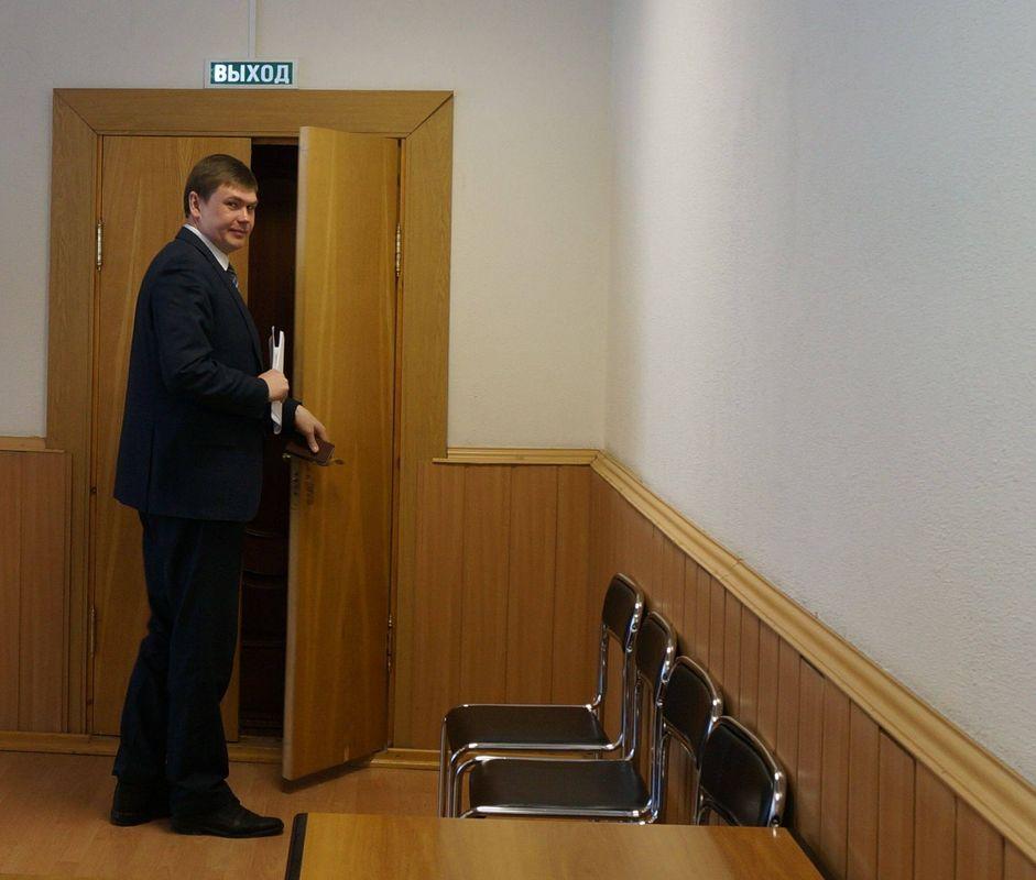Глава Минэнерго и ЖКХ УР Иван Маринин. Фото: © «ДЕНЬ.org»