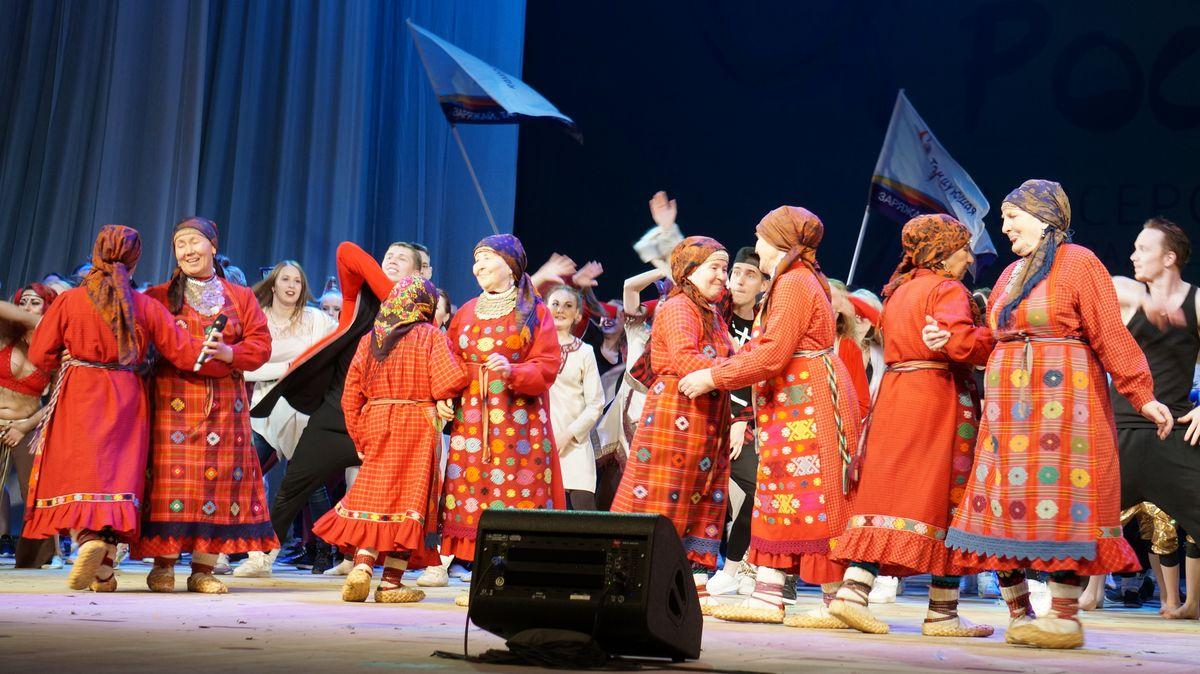 «Бабушки из Бураново». Фото ©«ДЕНЬ.org»