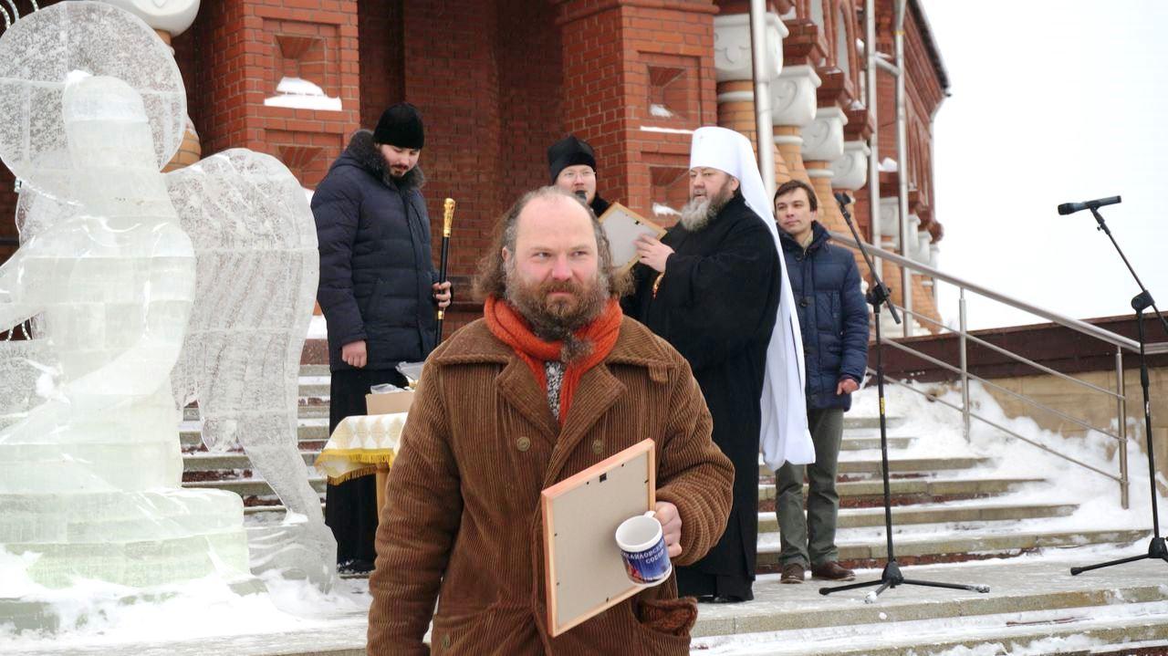 Анфим Ханыков. Фото ©«ДЕНЬ.org»