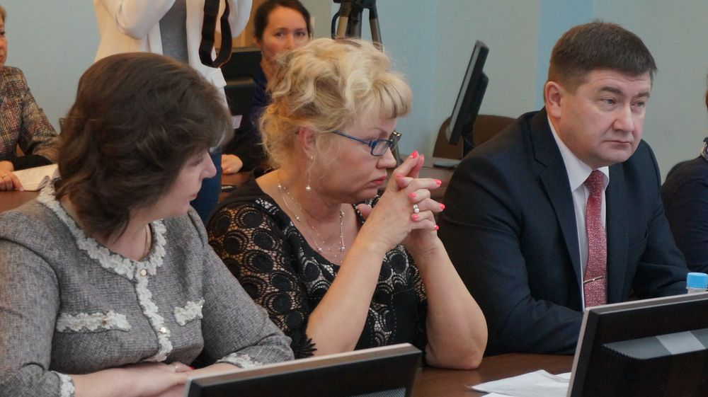 Есть информация, что министр Чуршин часто вздыхает из-за своих замов. Фото: © «ДЕНЬ.org»