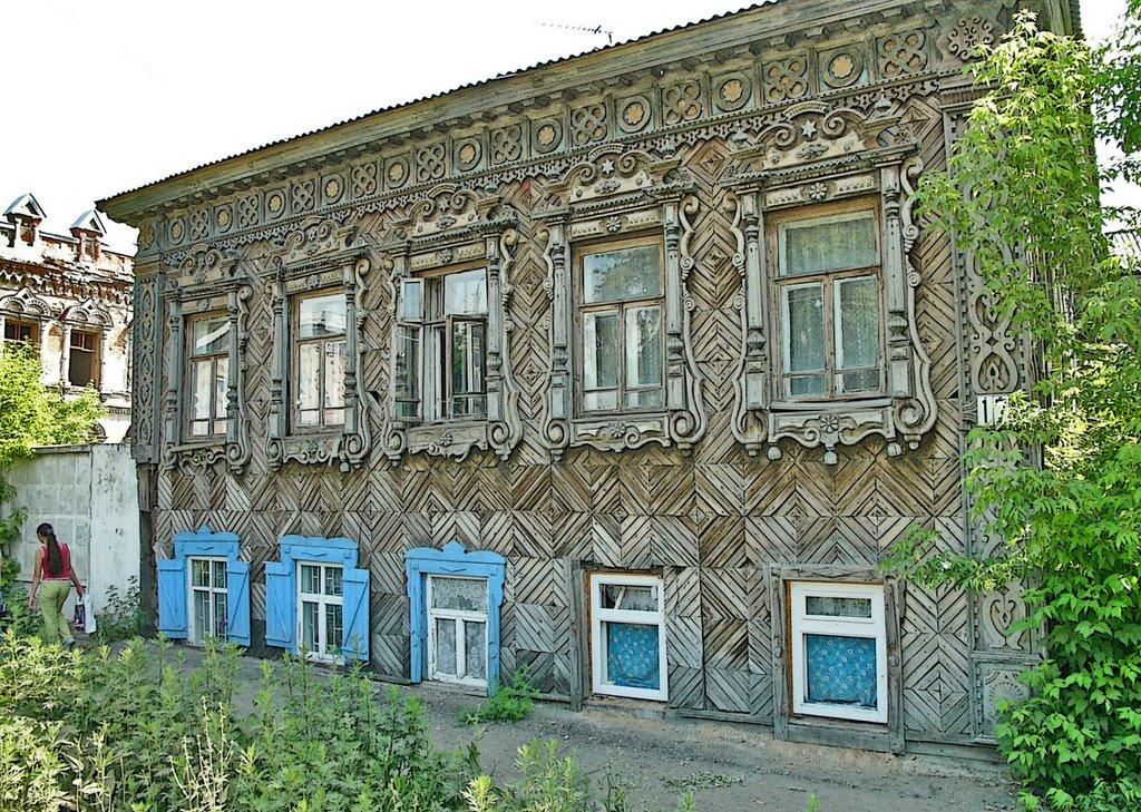 «Номера П. А. Башенина. 1903 г.». Фото: panoramio.com (Борис Бусоргин)