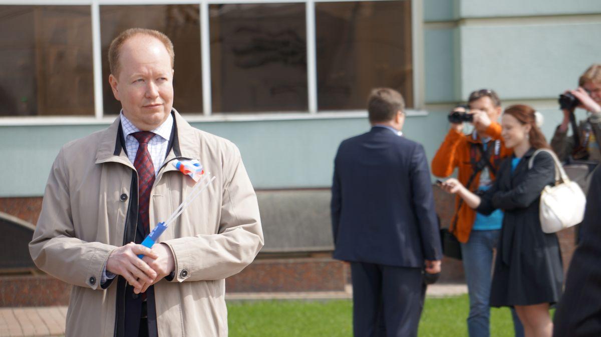 Алексей Загребин. Фото: ©«ДЕНЬ.org»