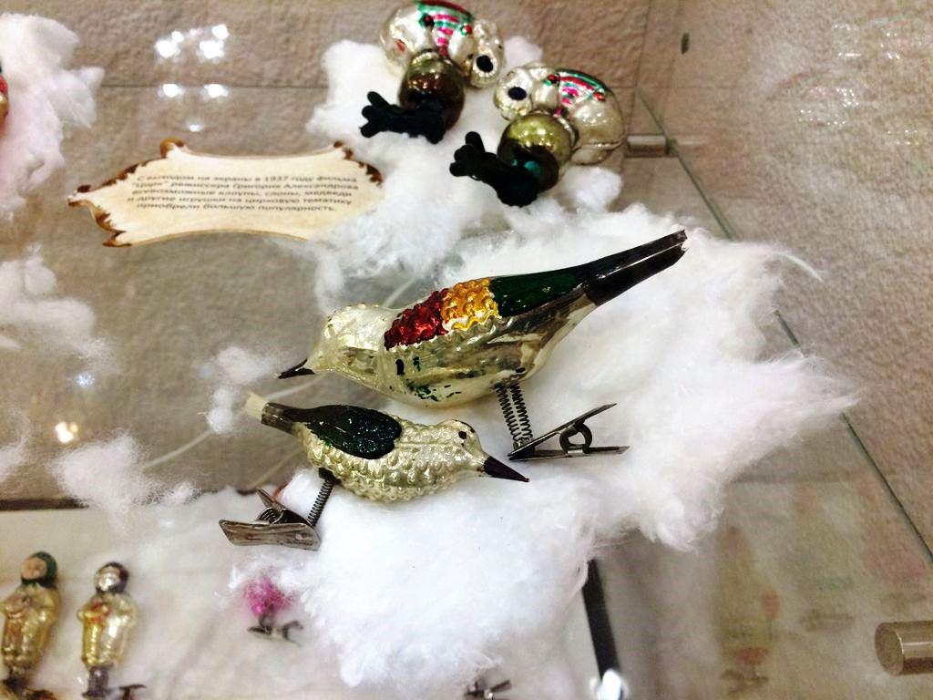 Любимые игрушки Елены Маркиной. Фото ©«ДЕНЬ.org»
