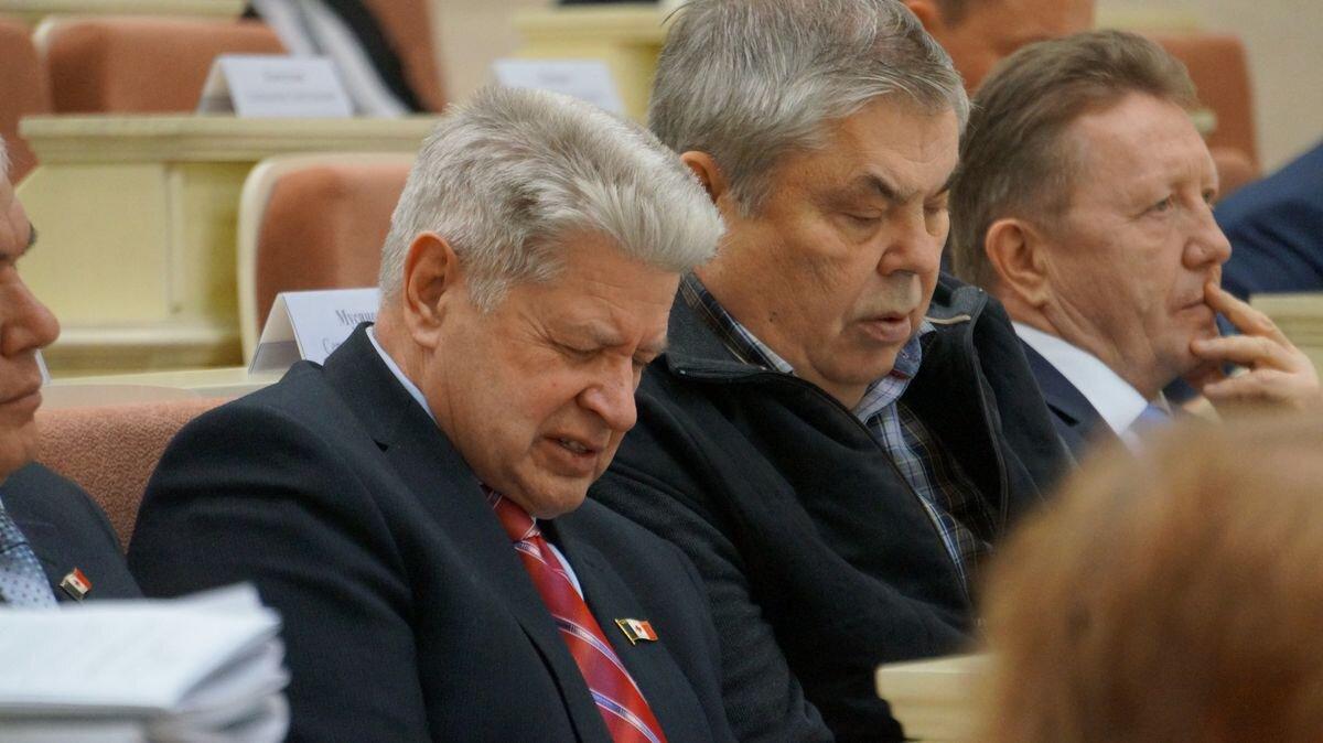 Виктор Балакин и Валерий Моисеев. Фото: ©«ДЕНЬ.org»