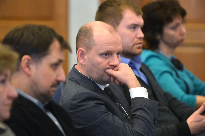 Представители партий на встрече с главой УР Александром Соловьевым. Фото: udmurt.ru