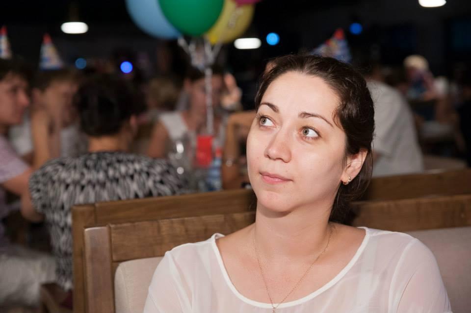 Екатерина Волкова. Фото: facebook.com
