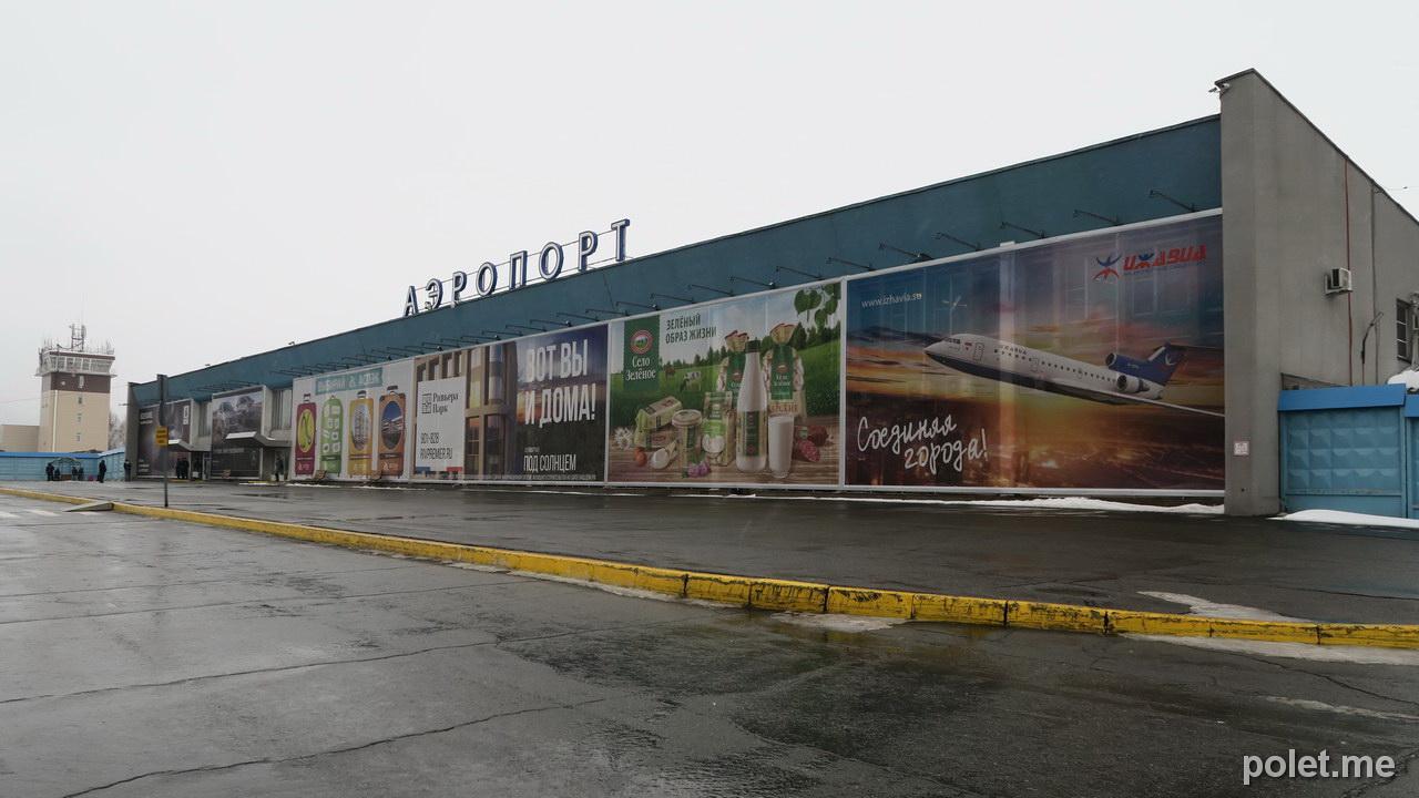 Под новым руководством и в поисках дополнительных доходов аэропорт «Ижевск» превратился в подобие провинциального супермаркета. Фото: polet.me